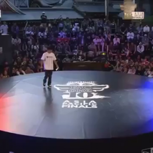 12-Year-Old Filipino In World Break Dancing Contest