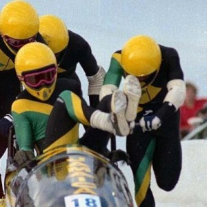 Jamaican Bobsled Team