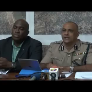 JCF Press Conference On St. James Shooting